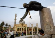 Iraq War about 'nuclear orientalism' and not 'weapons of massdestruction'