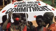 We wouldn't need Comic Relief if we gave back African resources to Africa