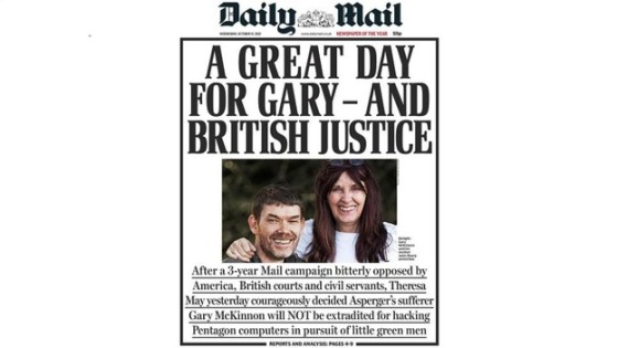 Gary McKinnon freed