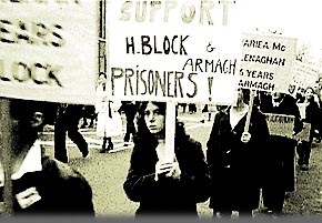 Hunger strikes in Northern Ireland